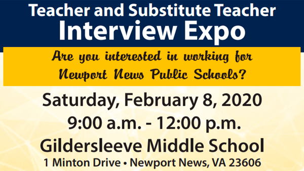 Interview Expo, February 8