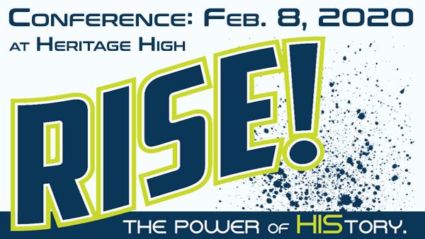 RISE! Male Empowerment Conference, Feb. 8
